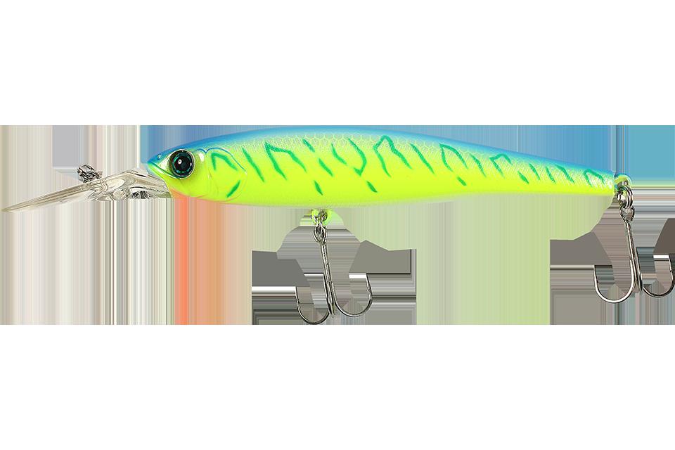 blueback chartreuse
