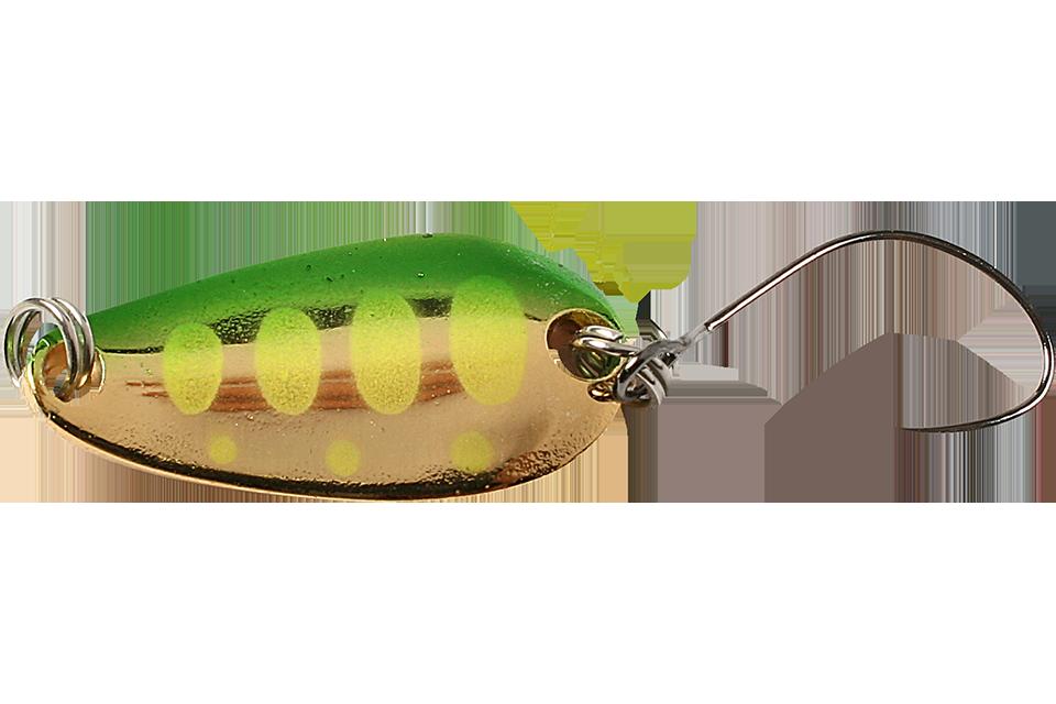 green yamame
