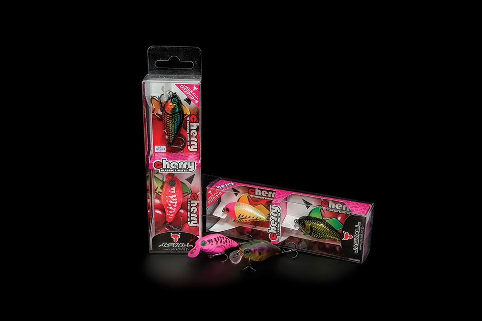 Набор JACKALL Cherry 44 Classic Ltd Set